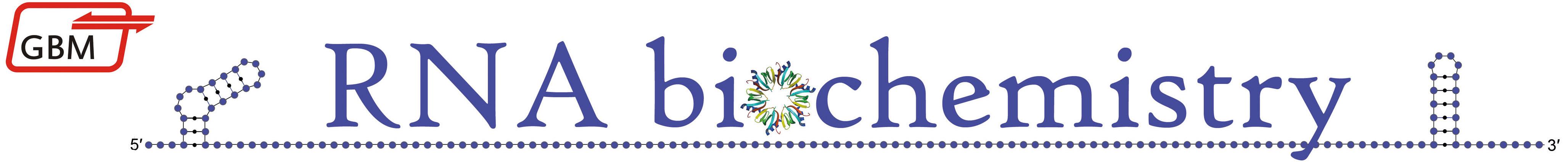 RNA-Biochemistry.de Logo